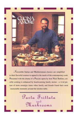 Cucina Amore: Pasta Frittata & Mushrooms