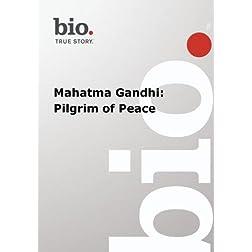 Biography --  Biography Mahatma Gandhi: Pilgrim of Pea