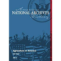 Agriculture in America