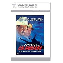 AVIONETA COLUMBIANA (COLUMBIAN DRUG PLANE)