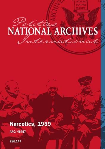 Narcotics, 1959