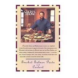 Cucina Amore: Smoked Salmon Pasta & Custard