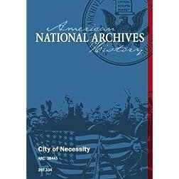 City of Necessity