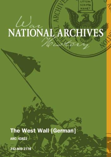 The West Wall [German]