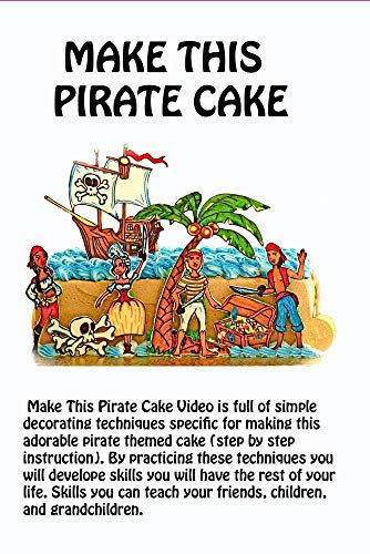 Make This Pirate Cake