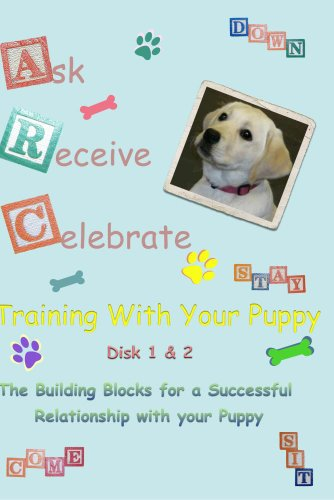 Ask Receive Celebrate Training With Your Puppy