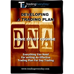 Home Study Course - Developing a Trading Plan