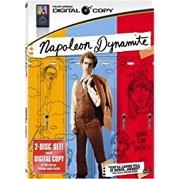 Napoleon Dynamite (+ Digital Copy)