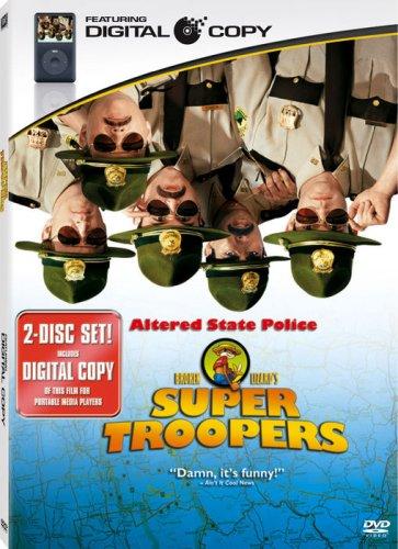 Super Troopers (+ Digital Copy)