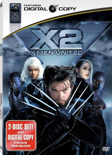 X-2: X-Men United (+ Digital Copy)