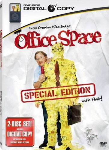Office Space (Two-Disc Special Edition + Digital Copy)