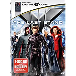 X-3: X-Men - The Last Stand (+ Digital Copy)