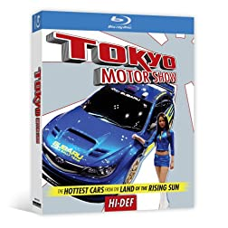 Tokyo Moto Show [Blu-ray]