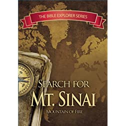 The Bible Explorer Series: In Search of Mt. Sinai