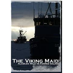 Viking Maid:Alaskan Wild Vs Farmed Sa