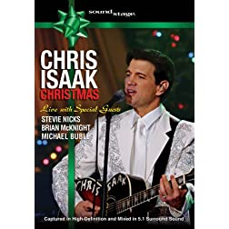 Chris Isaak Christmas