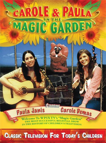 Carole and Paula in the Magic Garden (2 DVD plus 1 CD)