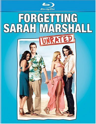 Forgetting Sarah Marshall [Blu-ray]