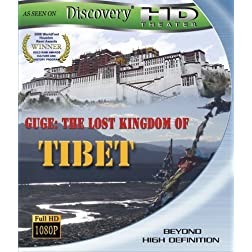 Guge: The Lost Kingdom of Tibet (Discovery HD Theater) [Blu-ray]
