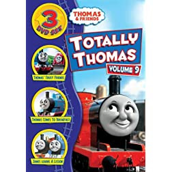 Thomas and Friends: Totally Thomas, Vol. 9