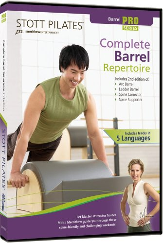 STOTT PILATES: Complete Barrel Repertoire