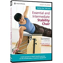 STOTT PILATES: Essential & Intermediate Stability Chair, 2nd Edition