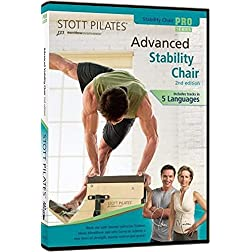 STOTT PILATES: Advanced Stability Chair, 2nd Edition