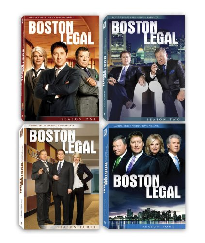 Boston Legal - Seasons 1-4