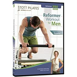STOTT PILATES: Reformer Workout for Men