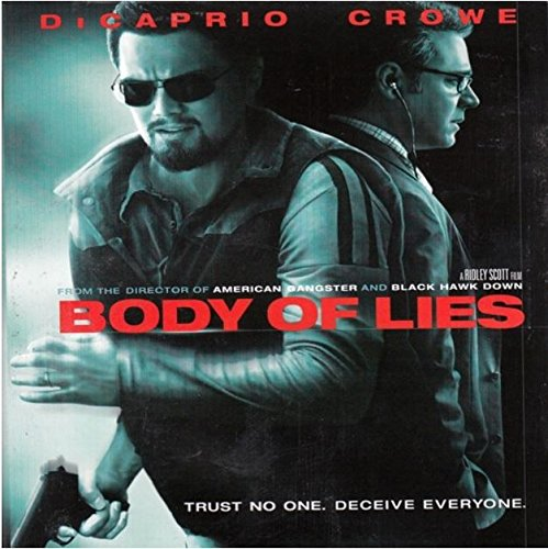 Body of Lies (+ Digital Copy and BD Live) [Blu-ray]