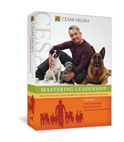 Cesar Millan's Mastering Leadership - Volumes 1-3