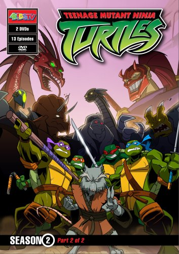 Teenage Mutant Ninja Turtles: Season 2, Part 2