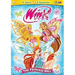 Winx Club - Princess Ball: Season Three, Part One