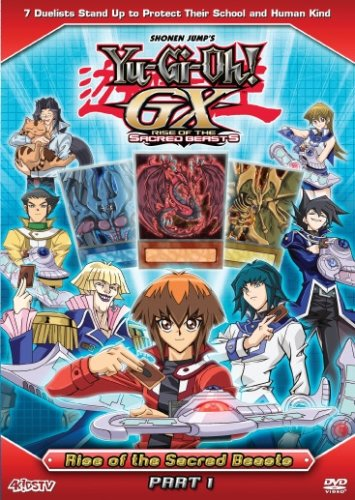 Yu-Gi-Oh! GX: Rise of the Sacred Beasts, Part 1