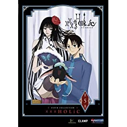 xxxHOLiC: Fifth Collection