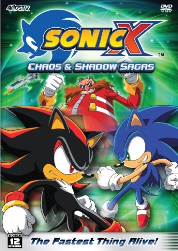 Sonic X: Chaos and Shadow Sagas