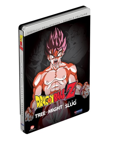 Dragon Ball Z Double Feature - Tree of Might / Lord Slug (Steelbook)