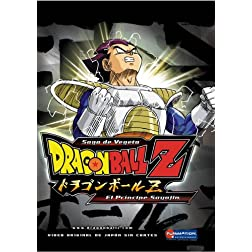 Dragon Ball Z: El Principe Sayajin v.10 - Spanish