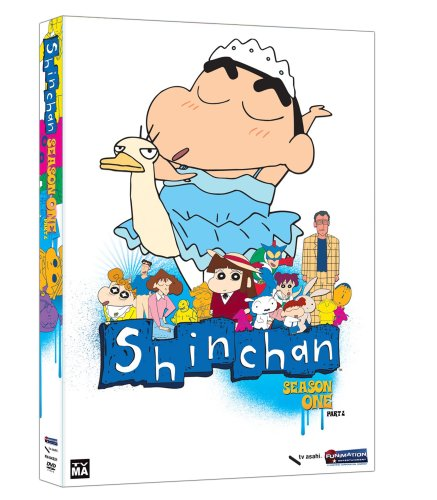 Shin Chan: Season 1, Part 2