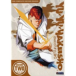 Yu Yu Hakusho: Season Two Set