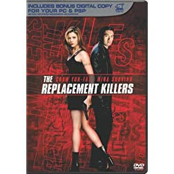 Replacement Killers (+ Digital Copy)