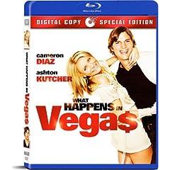 What Happens in Vegas [Blu-ray]