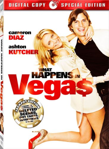 What Happens in Vegas (Extended Jackpot edition with digital copy)