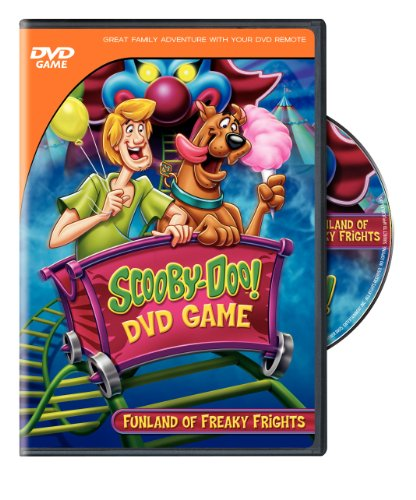 Scooby Doo: Funland of Freaky Frights: Interactive DVD Game