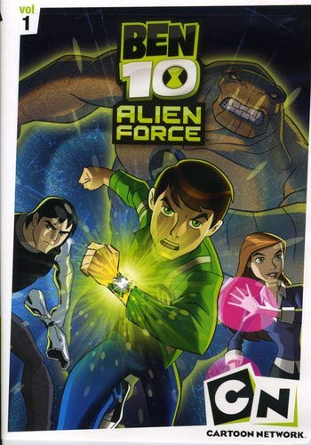 Ben 10: Alien Force: Season One, Vol. 1