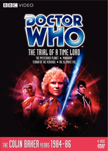 Doctor Who: The Trial of a Time Lord - Episode 144-147