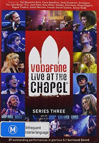 Vol. 3-Vodafone Live at the Chapel