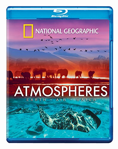 Atmospheres: Earth, Air and Water [Blu-ray]
