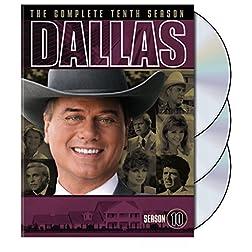 Dallas - The Complete Tenth Season