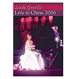 LIVE IN CHINA CONCERT DVD by Linda Gentille